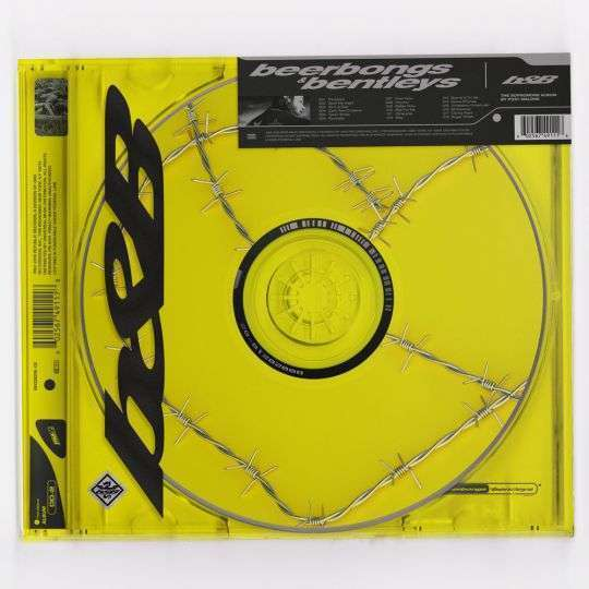 Coverafbeelding Post Malone - Rich & Sad