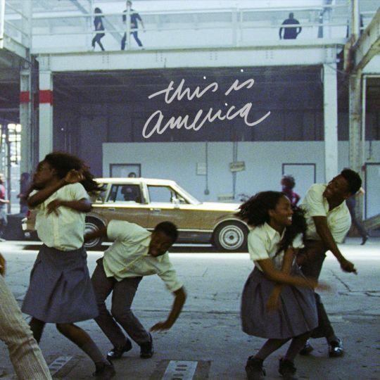 Coverafbeelding Childish Gambino - This is America