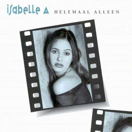 Coverafbeelding Helemaal Alleen - Isabelle A