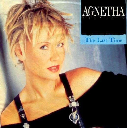 Coverafbeelding The Last Time - Agnetha Fältskog