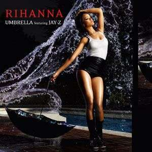 Coverafbeelding Umbrella - Rihanna Feat. Jay-z