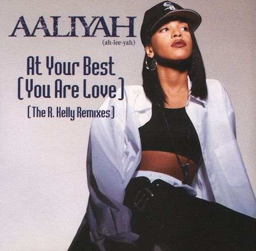 Coverafbeelding At Your Best (You Are Love) - Aaliyah