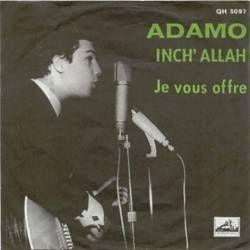 Coverafbeelding Adamo - Inch' Allah