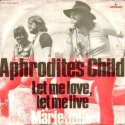 Coverafbeelding Marie Jolie - Aphrodite's Child
