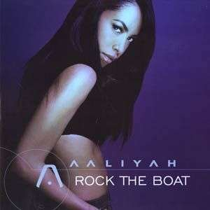 Coverafbeelding Rock The Boat - Aaliyah