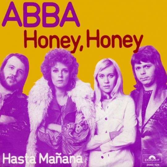 Coverafbeelding Honey, Honey - Abba