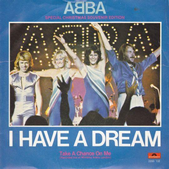 Coverafbeelding I Have A Dream - Abba