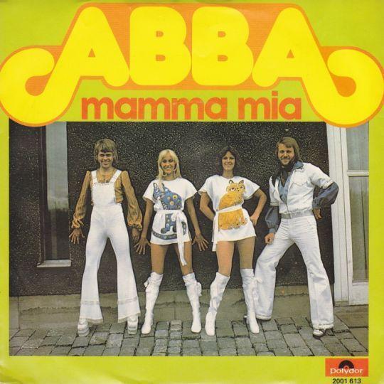 Coverafbeelding Mamma Mia - Abba