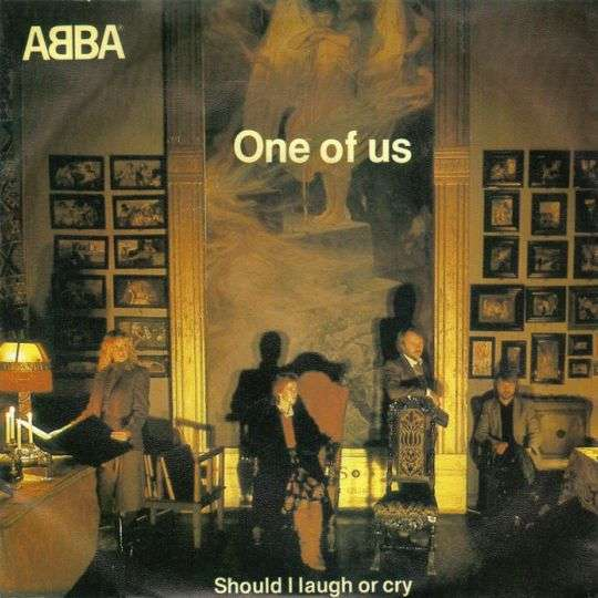 Coverafbeelding One Of Us - Abba