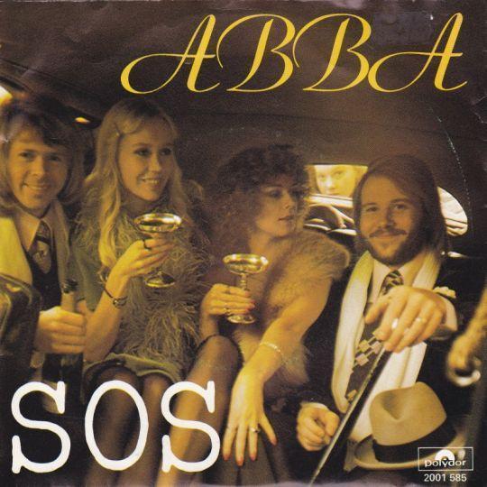 Coverafbeelding Sos - Abba