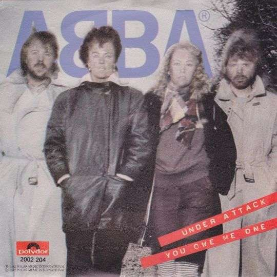 Coverafbeelding Under Attack - Abba