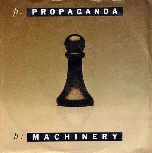 Coverafbeelding P: Machinery - Propaganda