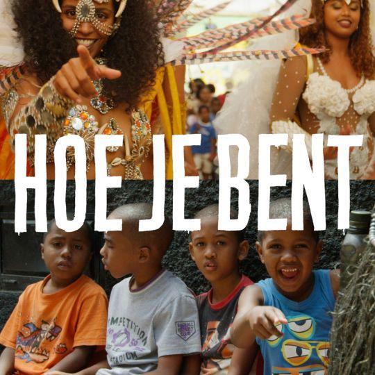 Coverafbeelding Hoe Je Bent - Broederliefde & Frenna