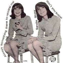 Coverafbeelding Always Something There To Remind Me - Sandie Shaw