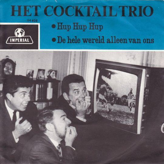 Coverafbeelding Hup Hup Hup - Het Cocktail Trio