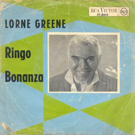 Coverafbeelding Lorne Greene - Ringo