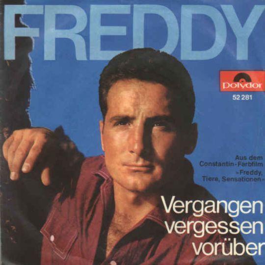 Coverafbeelding Vergangen Vergessen Vorüber - Freddy