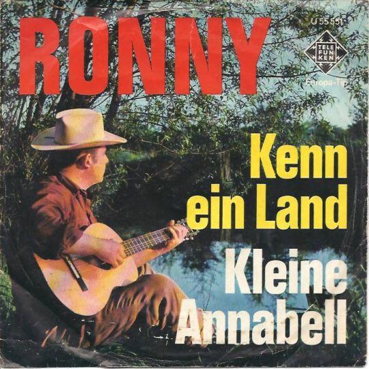 Coverafbeelding Ronny - Kleine Annabell/ Kenn Ein Land