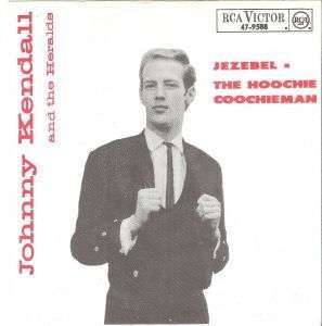 Coverafbeelding Jezebel - Johnny Kendall And The Heralds