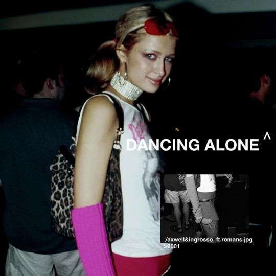Coverafbeelding Dancing Alone - Axwell ∧ Ingrosso & Rømans
