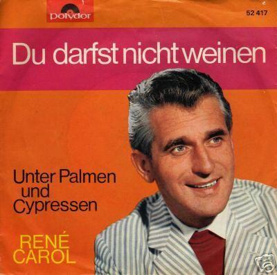 Coverafbeelding Du Darfst Nicht Weinen - René Carol
