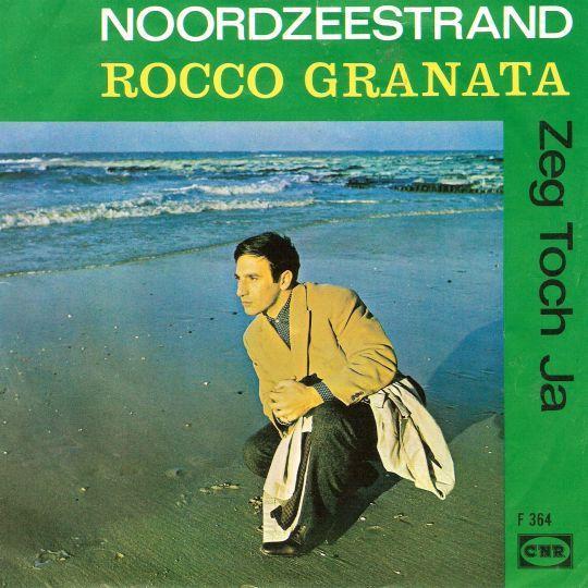 Coverafbeelding Noordzeestrand - Rocco Granata