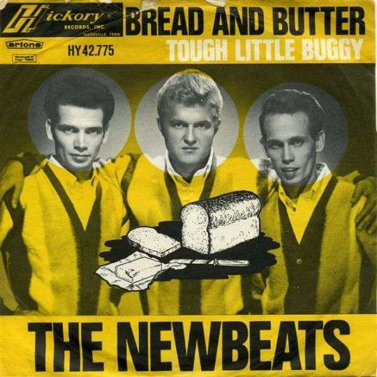 Coverafbeelding Bread And Butter - The Newbeats