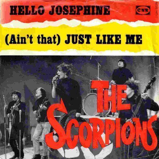Coverafbeelding Hello Josephine - The Scorpions ((Gbr))