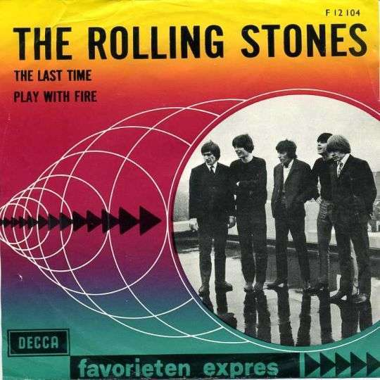 Coverafbeelding The Last Time - The Rolling Stones