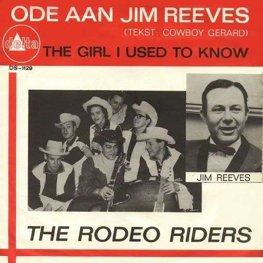 Coverafbeelding Ode Aan Jim Reeves - The Rodeo Riders