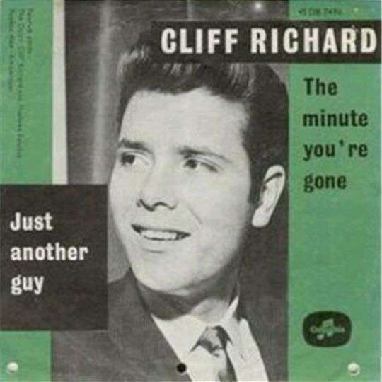 Coverafbeelding The Minute You're Gone - Cliff Richard