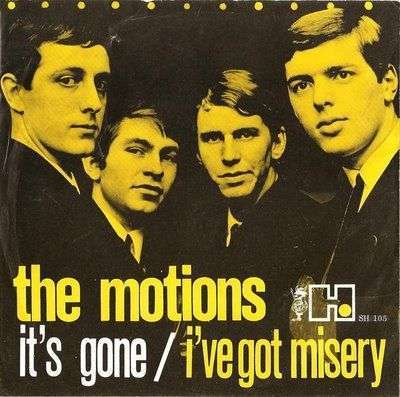 Coverafbeelding It's Gone - The Motions