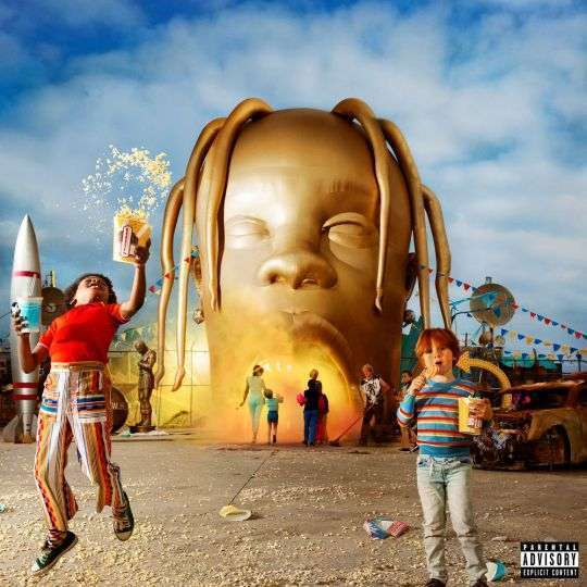 Coverafbeelding Travis Scott - Sicko Mode