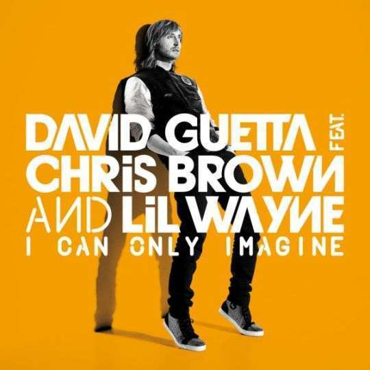 Coverafbeelding I Can Only Imagine - David Guetta Feat. Chris Brown And Lil Wayne