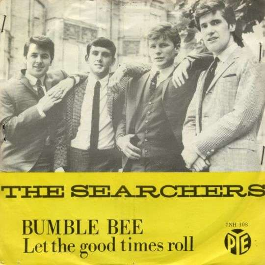 Coverafbeelding Bumble Bee - The Searchers