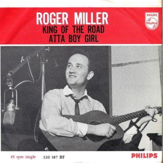 Coverafbeelding Roger Miller - King Of The Road