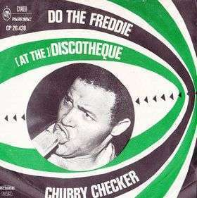 Coverafbeelding Do The Freddie - Chubby Checker