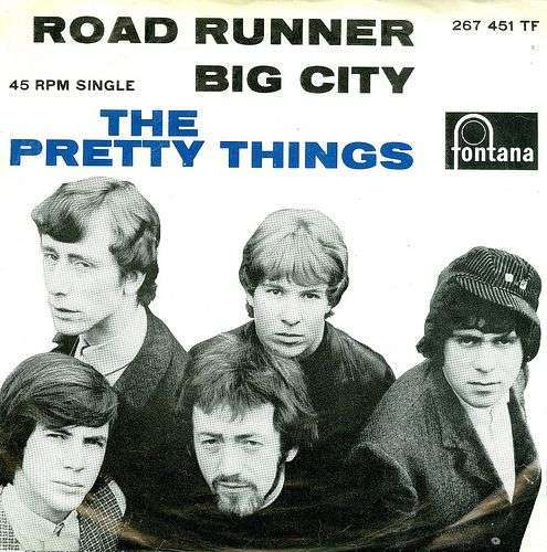 Coverafbeelding Road Runner - The Pretty Things