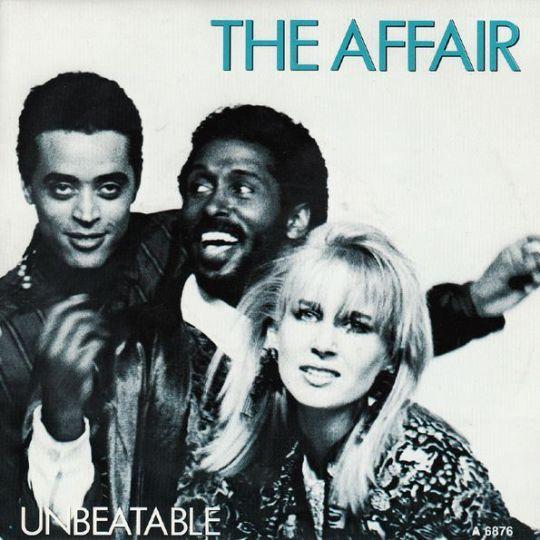Coverafbeelding The Affair - Unbeatable