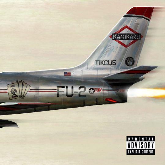 Coverafbeelding Eminem feat. Joyner Lucas - Lucky you