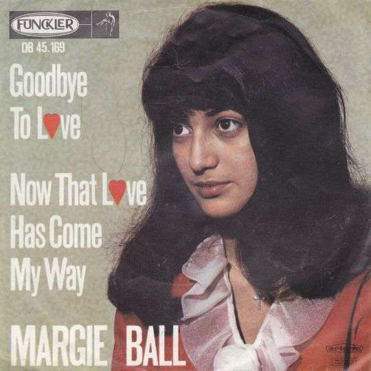 Coverafbeelding Margie Ball - Goodbye To Love