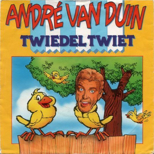 Coverafbeelding Twiedel Twiet - André Van Duin