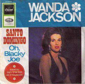 Coverafbeelding Wanda Jackson / Imca Marina / Ria Valk - Santo Domingo / Santo Domingo / Fernando, A