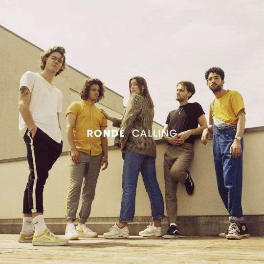 Coverafbeelding Calling - Rond�
