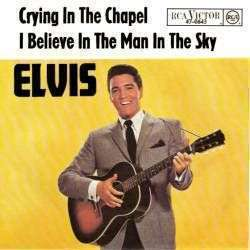 Coverafbeelding Elvis - Crying In The Chapel