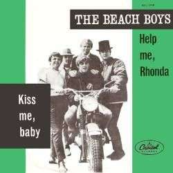 Coverafbeelding Help Me, Rhonda - The Beach Boys