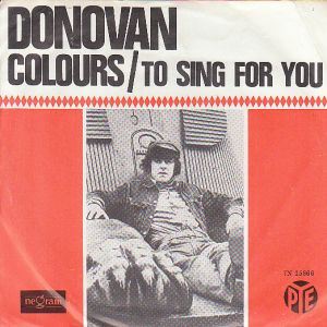 Coverafbeelding Colours - Donovan