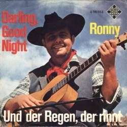 Coverafbeelding Darling, Good Night - Ronny