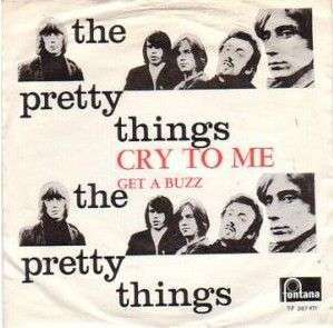 Coverafbeelding Cry To Me - The Pretty Things