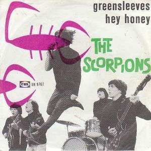 Coverafbeelding The Scorpions ((GBR)) - Greensleeves